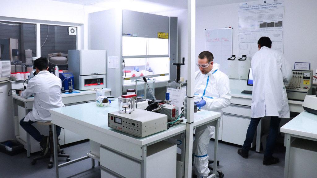 laboratoire equipe nanoe